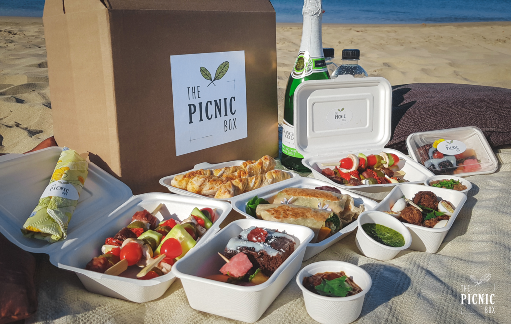 The Picnic Box - Beach Picnic Experience in Mossel Bay
